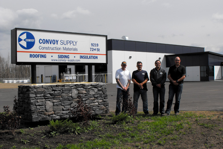 Convoy Supply Opens New Fort St John Location
