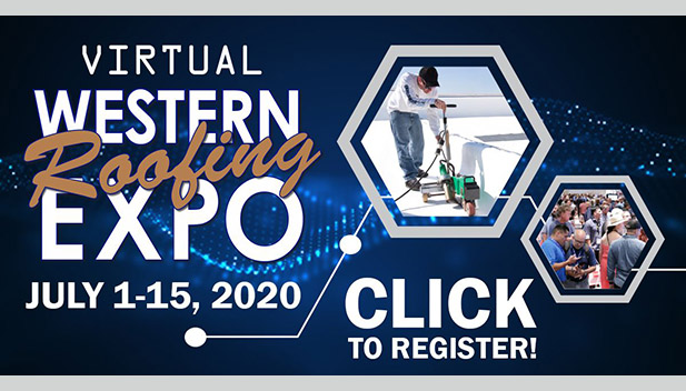 Western Roofing Expo 2020 banner thumbnail