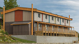 Passive House Case Study - Waterproofing
