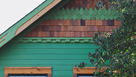 James Hardie Building Envelope Case Study - House with siding