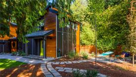 Residence Exterior Renovation