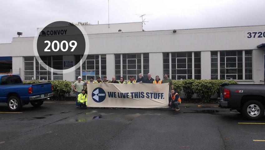 Captivating Convoy Supply Inc, USA