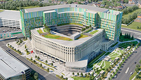 Calgary Cancer Centre - Artist Rendering-275x156