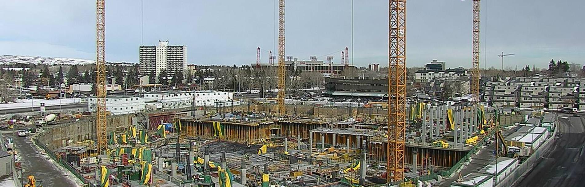 Calgary Cancer Centre - Building Envelope Case Study 1902x608