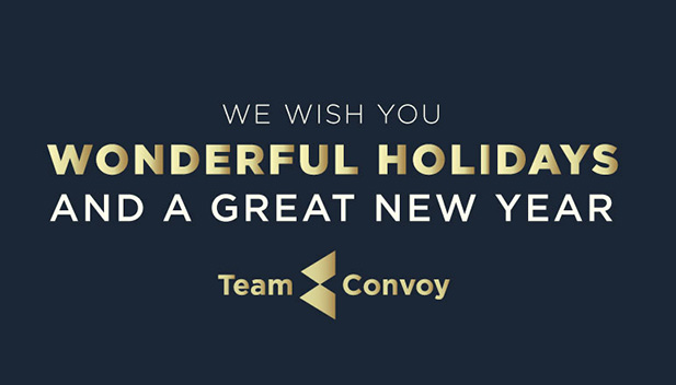 Holiday Wishes from Convoy Supply