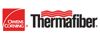 Owens Corning Thermafiber Mineral Wool Insulation Logo